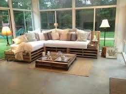 fabrication canapé palette bois fabriquer un canape en bois superbe canape en palette table en