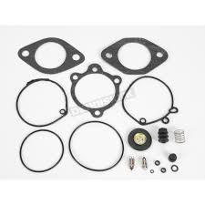 parts unlimited carb rebuild kit for standard keihin 20706 pb