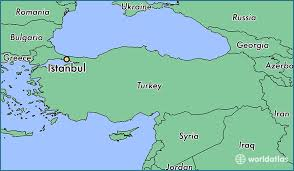 istanbul turkey map where is istanbul turkey where is istanbul turkey located in