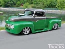Old Ford Truck Drag Racing - 1948 ford f 1 pickup truck rod network