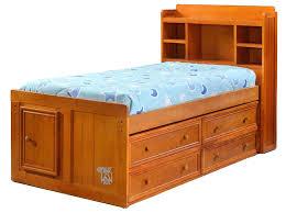 twin xl bookcase headboard bookcase bookcase headboards twin birch wood beadboard storage