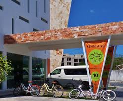 the guide to bicycles in playa del carmen