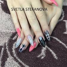 guest nail art 34 best nail art designs gallery oval nails