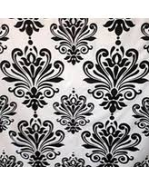 Black And White Damask Curtain Damask Shower Curtains Sales U0026 Specials