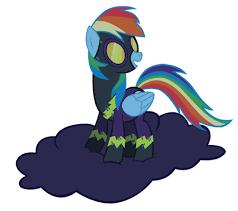 Rainbow Dash Halloween Costume Dashie Cloud Halloween Costume Gio Bronies Media