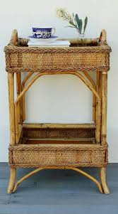Wicker Accent Table Rattan Accent Table Bonners Furniture