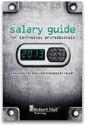 Robert Half Resume 22 Best Salary Guides Images On Pinterest Career Cpa Exam And