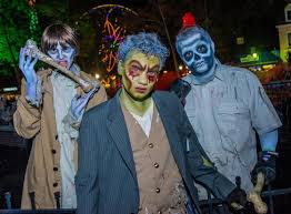 Soccer Zombie Halloween Costume Ultimate Fall Guide Haunted Houses Scare Halloween Fun Ny