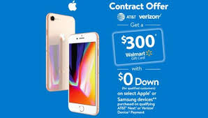 black friday 2017 iphone deal is best with free 300 gift card