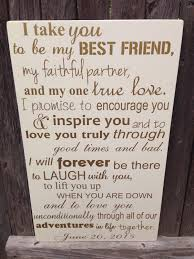 1st wedding anniversary gifts anniversary gift for him wedding vows sign 1st anniversary