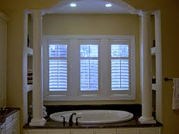 bathroom window blinds and shades bathroom window covering ideas