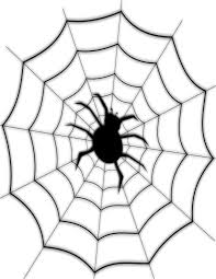 halloween spider clipart black and white spider in web page holiday halloween spider more spiders