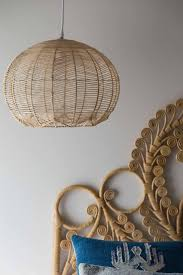 best 25 rattan pendant light ideas on pinterest rattan light
