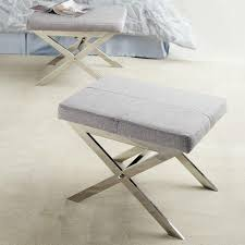 Vanity Stools Benches X Bench Vanity Stool Bench Decoration