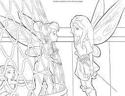 tinker bell coloring pages printable girls 39874