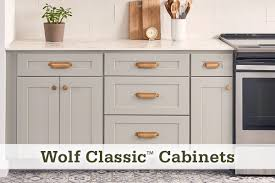 are custom cabinets more expensive wolf cabinets