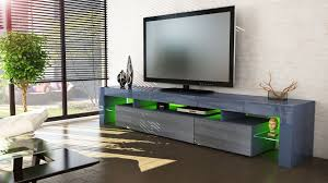 Unit Tv by Catania V3 Media Tv Unit Grey Frame