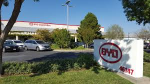 Bill Of Sale California Car by Byd Expands Lancaster California Factory In Support Of