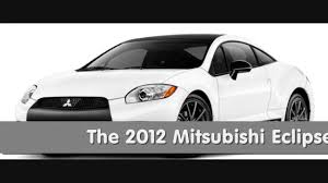 white mitsubishi eclipse 2012 mitsubishi eclipse se special edition review youtube