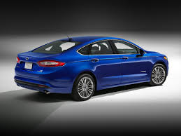 cool hybrid cars 2016 ford fusion hybrid price photos reviews u0026 features