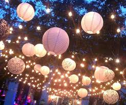 paper lanterns with lights for weddings outdoor paper lantern lights uk outdoor designs