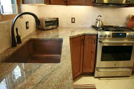 Copper Kitchen Countertops Inspirational Copper Undermount Kitchen Sink Taste