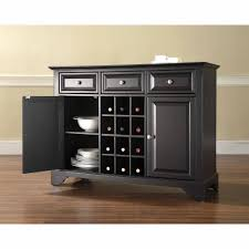 Patio Buffet Server by Crosley Furniture Lafayette Buffet Server And Sideboard Cabinet