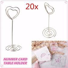 numero table mariage 20 pieces porte nom du mariage carte numéro de table décoration de