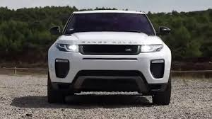 land rover inside view 2016 range rover evoque interior exterior and performance youtube