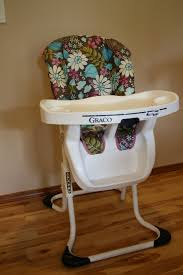 recovered highchair tutorial