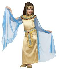 Egyptian Halloween Costumes Cleopatra Deluxe Child Costume Cleopatra Children Costumes