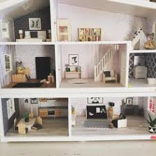Modern Doll House Furniture by Prd Miniatures Ripley Kitchen Miniatures Pinterest