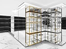 Boutique Concept Store Architecture Ysl Com