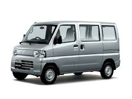 mitsubishi minicab van mitsubishi minicab 3 й рестайлинг 2011 2012 2013 2014 минивэн