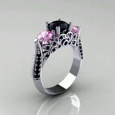 untraditional engagement rings engagement rings purple non traditional engagement rings design