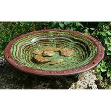stone bird bath homebase bird baths pinterest stone bird