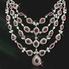 designer diamond sets indian diamond sets 7 jewellery designs
