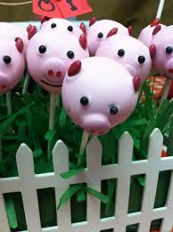 trends cute animal cake pops on catch my party catch my party