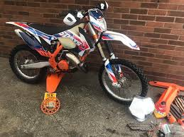 ktm xc 150 2012 road legal not sx kx yz 250 in lowton