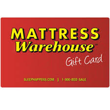 gift card for sale mattress gift card mattress warehouse