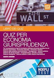 test d ingresso economia aziendale hoepli test economia giurisprudenza libro dei quiz hoepli