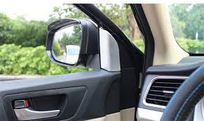 inside toyota highlander for 2014 2015 toyota highlander kluger xu50 abs chrome window