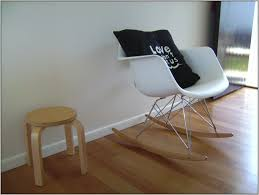 eames rocking chair replica chairs home decorating ideas of