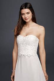 cheap bridal gowns cheap wedding dresses gowns 100 david s bridal