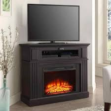 Black Electric Fireplace Marvelous Fireplace Sears 1 Electric Black Electric Fireplace