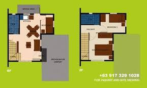 camella carson mara house and lot for sale in vista city