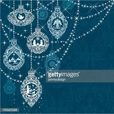 nativity ornament vector getty images