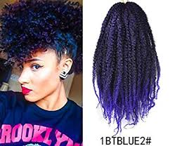 ombre crochet braids marley afro braid ombre hair extensions curly