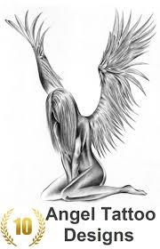 the 25 best angel tattoo designs ideas on pinterest angel