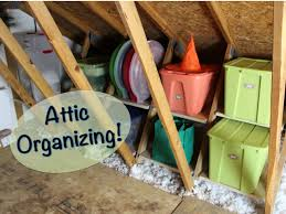attic organization ideas atticmaxx review and giveaway youtube